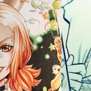 Manga Zeichenkurs bei studio linea
