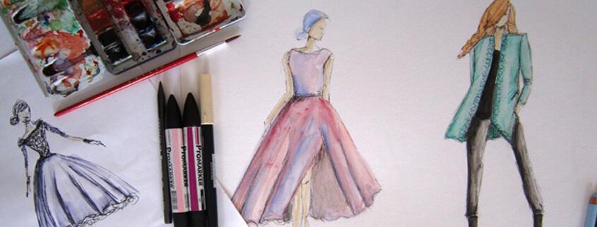 Modezeichnen Kurs