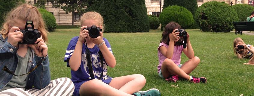 Fotokurs für Jugendliche