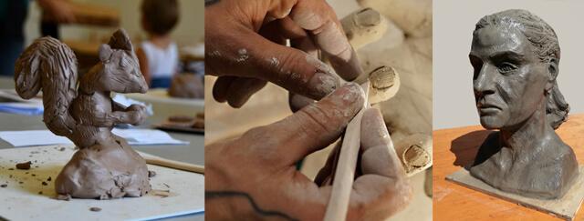 Workshop Bildhauerei für Jugendliche